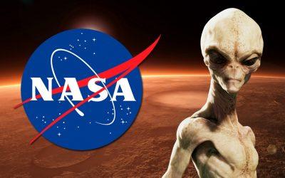 Alien Existence Vs. NASA (Classified Information)